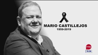 Fallece el comentarista Mario Castillejos
