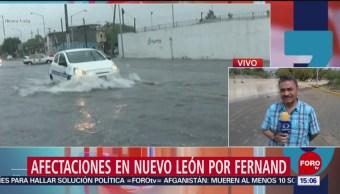 FOTO: Fernand Deja Poblados Incomunicados Nuevo León