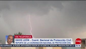 FOTO: Fernand Deja Severas Inundaciones Tamaulipas Nuevo León