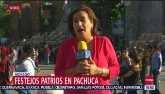 FOTO: 15 Festejos Patrios en Pachuca, Hidalgo, Septiembre 2019