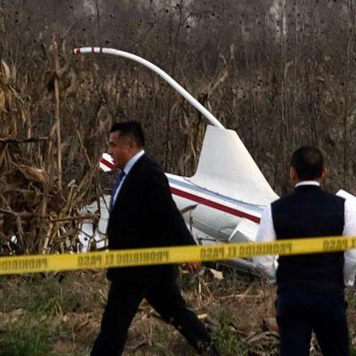 Martha Erika y Moreno Valle murieron 3 horas después de caer helicóptero: acta de defunción