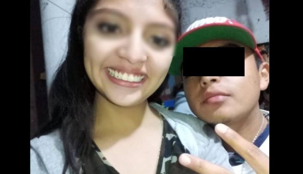 Foto: La víctima fue identificada como Claudia Iveth Lomas Ramírez, de 15 años. Facebook