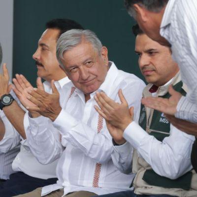 Con dinero de avión presidencial habrá agua potable en Zacualtipán: AMLO