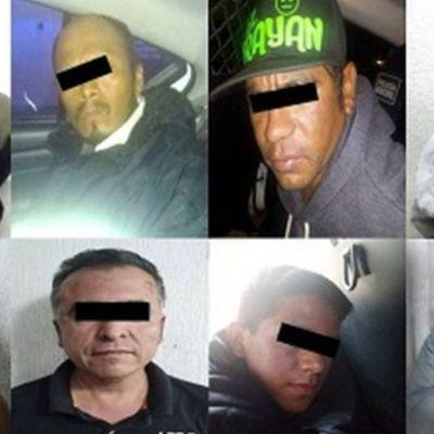 Detienen a menor de 14 años con subametralladora en Tlalnepantla