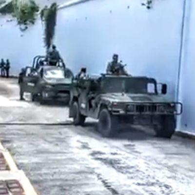 Emboscan y matan a tres militares en la sierra de Guerrero