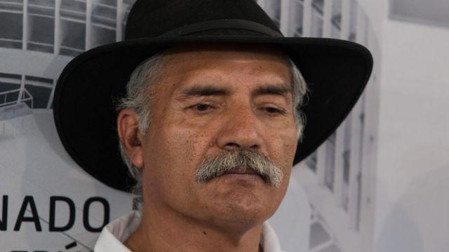 Foto: José Manuel Mireles, subdelegado médico del ISSSTE en Michoacán. Cuartoscuro