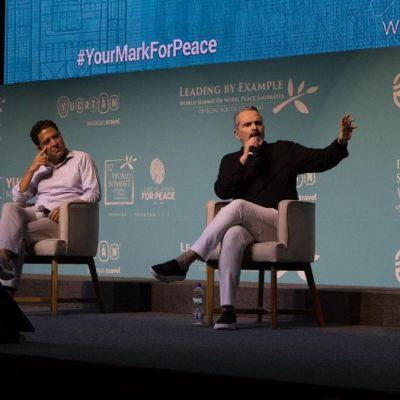 Miguel Bosé, Rafa Márquez y Diego Luna piden reconstruir la paz