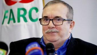 Foto: Rodrigo Londoño, presidente del partido político de las Fuerza Alternativa Revolucionaria del Común (FARC). Reuters