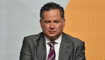 Foto: Santiago Nieto, titular de la Unidad de Inteligencia Financiera de la Secretaría de Hacienda. Cuartoscuro