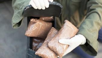 Foto Fueron incautados 27 costales que tenían paquetes con cocaína, con un peso neto de 894 kilos 227 gramos, 15 de septiembre de 2019 (Getty Images, archivo)