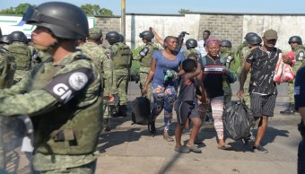 Foto México no aceptará la política de Tercer País Seguro Ebrard 6 septiembre 2019
