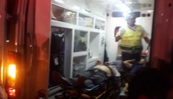 Foto: Accidente en Veracruz, 17 de septiembre de 2019, México