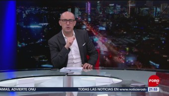 Foto: Hora 21 Julio Patán Programa Completo 4 Septiembre 2019