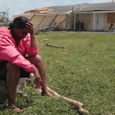 Estas son las terribles escenas que dejó el huracán Dorian en las Bahamas