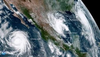 Foto Juliette se degrada a categoría 2 lejos de Pacífico mexicano 4 septiembre 2019