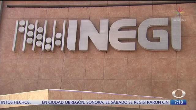Inegi reporta inflación anual de 3.16 por ciento