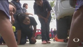 FOTO:Instituto Municipal de la Mujer capacita a mujeres en mecánica, 17 septiembre 2019