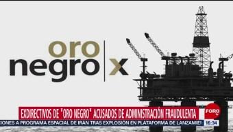 FOTO: Interpol Emite Ficha Roja Para Localizar Socios Petrolera Oro Negro