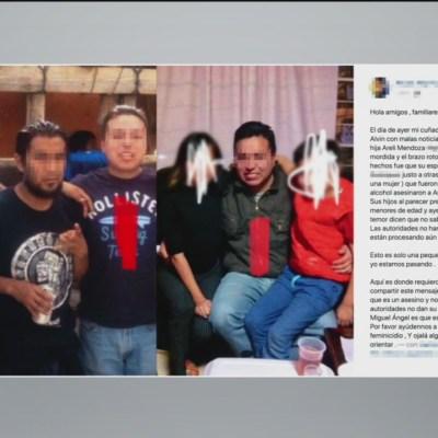 Investigan asesinato de Areli en CDMX; señalan a su esposo como presunto agresor
