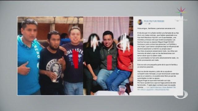 FOTO: Investigan asesinato de Areli en CDMX; señalan a su esposo como presunto agresor, 17 septiembre 2019