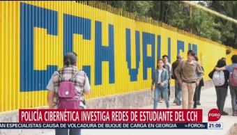 Foto: Investigan Intento Suicidio Masivo Cch Vallejo 11 Septiembre 2019