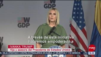FOTO: Ivanka Trump Lanza Colombia Programa Para Mujeres Emprendedoras