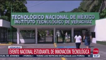 FOTO: Jóvenes Se Reúnen Para Evento Innovación Tecnológica Veracruz