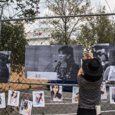 Presentan video de las últimas horas de vida de Lesvy Berlín Rivera Osorio