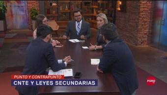 Foto: Cnte Leyes Secundarias Reforma Educativa 18 Septiembre 2019