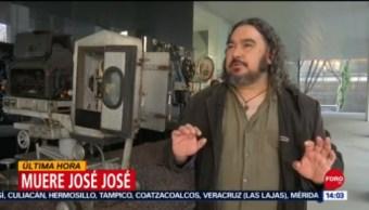 FOTO: La trayectoria del cantante José José en cine, 28 septiembre 2019