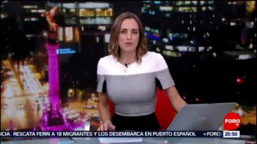 Foto: Las Noticias Ana Francisca Vega Forotv 2 Septiembre 2019