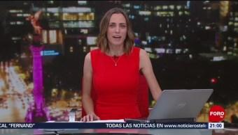 Foto: Las Noticias Ana Francisca Vega Forotv 3 Septiembre 2019