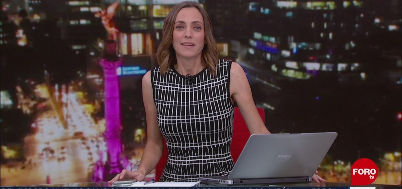 Foto: Las Noticias Ana Francisca Vega Forotv 4 Septiembre 2019