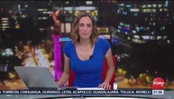 Foto: Las Noticias Danielle Dithurbide Forotv 9 Septiembre 2019