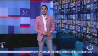 Foto: Las noticias Claudio Ochoa Programa completo 27 septiembre