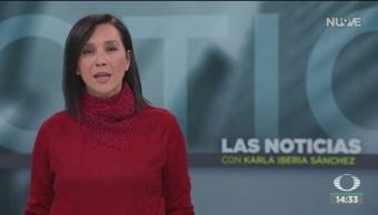 FOTO:Las Noticias, con Karla Iberia: Programa del 27 de septiembre del 2019, 27 septiembre 2019
