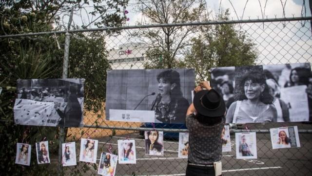 Descarta médico forense suicidio en caso Lesvy