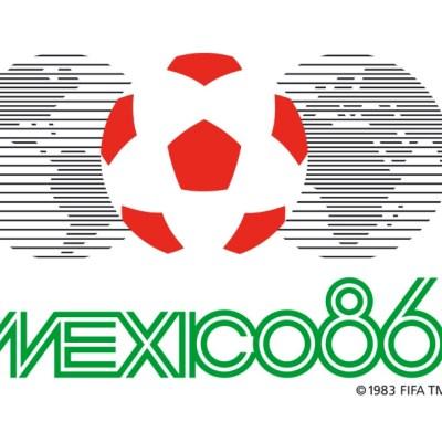 Logo de México 86, el mejor en la historia de los mundiales