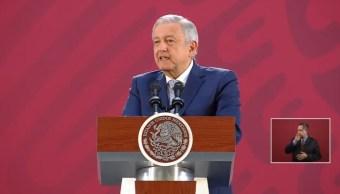 Foto: Andrés Manuel López Obrador, 9 de septiembre de 2019, Ciudad de México