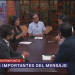 Foto: Puntos Más Importantes Mensaje Informe AMLO2 Septiembre 2019