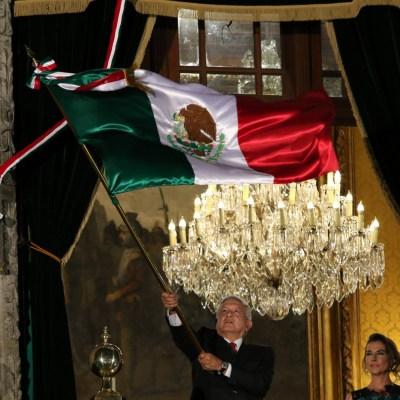 Celebración del Grito de Independencia concluye en paz, alegre y con saldo blanco en la CDMX