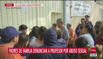 Foto: Madres Narran Presuntos Abusos Sexuales Contra Niños Kínder CDMX