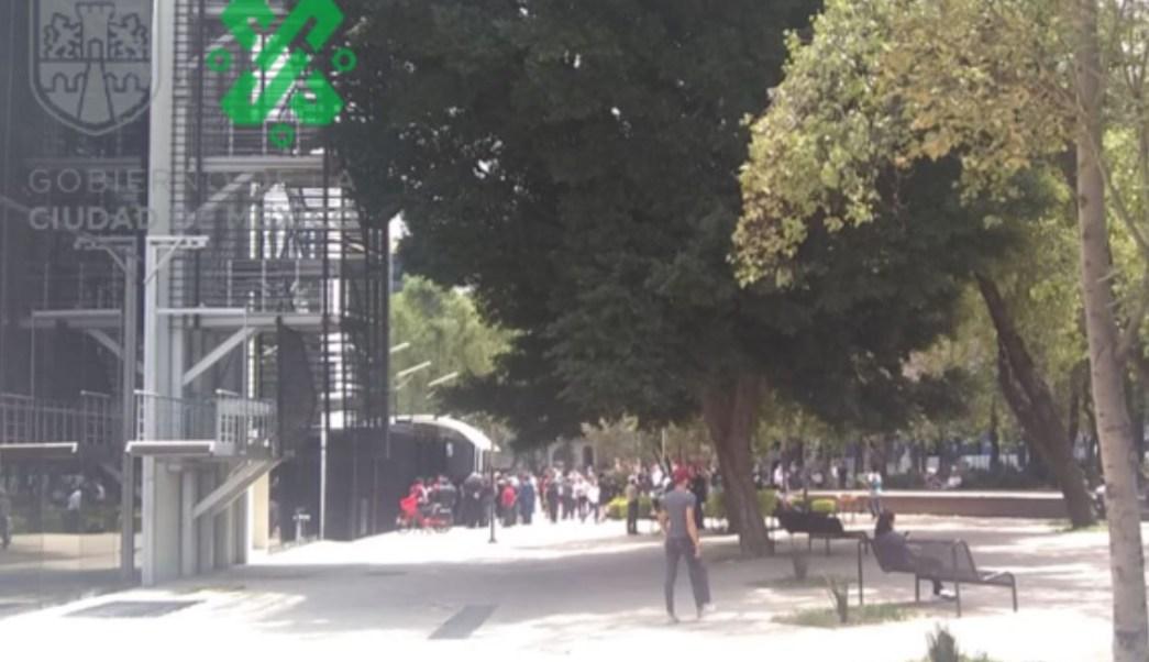 FOTO Marchas y protestas afectarán vialidad en CDMX este 4 de septiembre de 2019