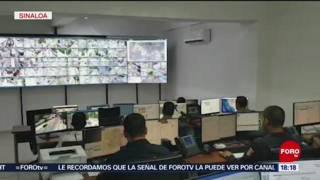 Foto: Marina Guardia Nacional Control C4 Sinaloa 9 Septiembre 2019