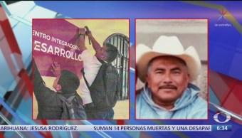 Matan a líder de Morena en La Montaña de Guerrero