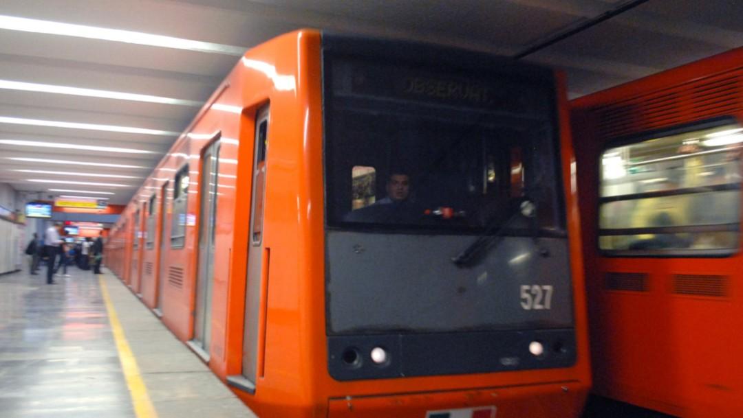 Foto: Metro de la Ciudad de México, 19 de septiembre de 2019