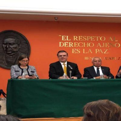 Migrantes, control de armas y T-MEC negoció México en Washington: Martha Bárcena