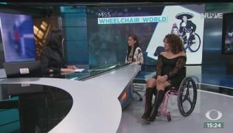 FOTO: Miss Wheelchair México 2019, 30 septiembre 2019
