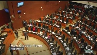 Foto: Morena Desaparición Poderes Tamaulipas Guanajuato 24 Septiembre 2019