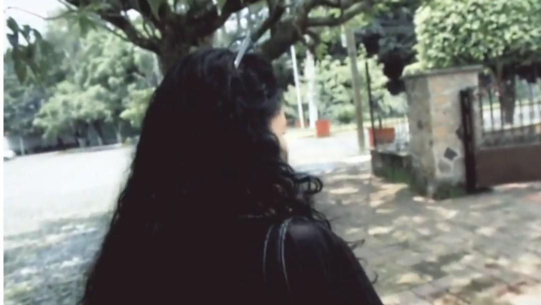 Foto: Violencia de género, mujer de espalda, septiembre 2019, México